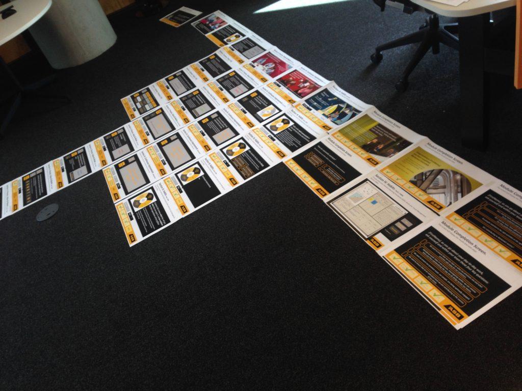 WorkSmart Essentials Storyboard