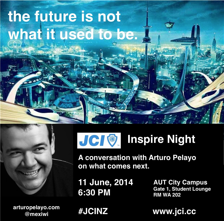 JCINZ Talk