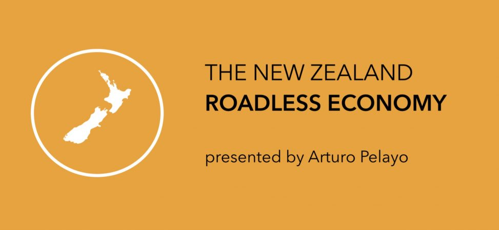 The New Zealand Roadless Economy